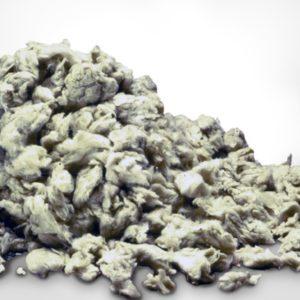 Fibra mineral granulada Rolan®