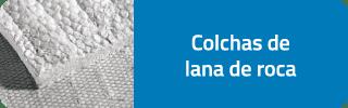 Productos Colchas de lana de roca